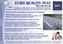 Laborator Geotehnic - EURO QUALITY TEST